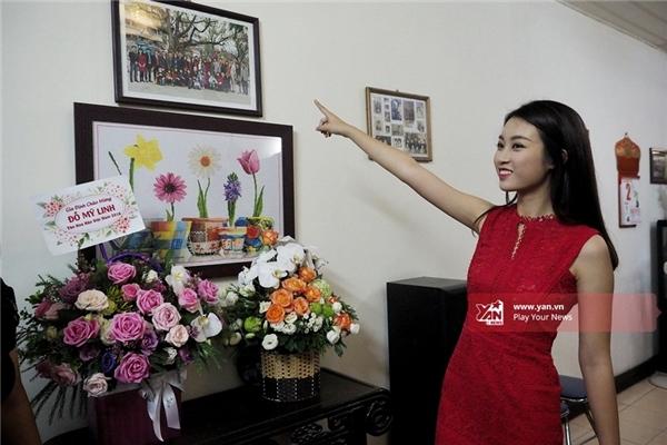 Người đẹp khoe ảnh đại gia đình của mình - những người luôn bên cạnh ủng hộ Mỹ Linh trong suốt thời gian tham dự Hoa hậu Việt Nam 2016. - Tin sao Viet - Tin tuc sao Viet - Scandal sao Viet - Tin tuc cua Sao - Tin cua Sao