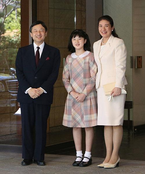 Chuyện tình cảm động của thái tử và công nương trầm cảm Nhật Bản
