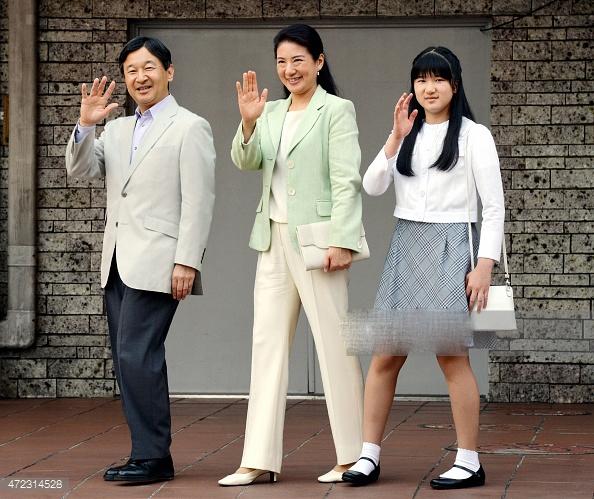 Tấm lòng son sắtcủa Thái tử Naruhito dành cho vợ mìnhđã khiến nhiều người trên thế giớicảm động.