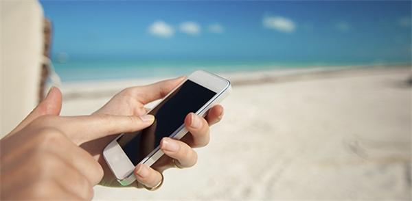 Nhiệt độ quá nóng cũng ảnh hưởng đến iPhone. (Ảnh: internet)