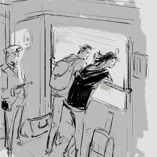 Mình cùng bước lên một chuyến tàu, thưởng thức một chuyến du lịch chậm thật chậm.