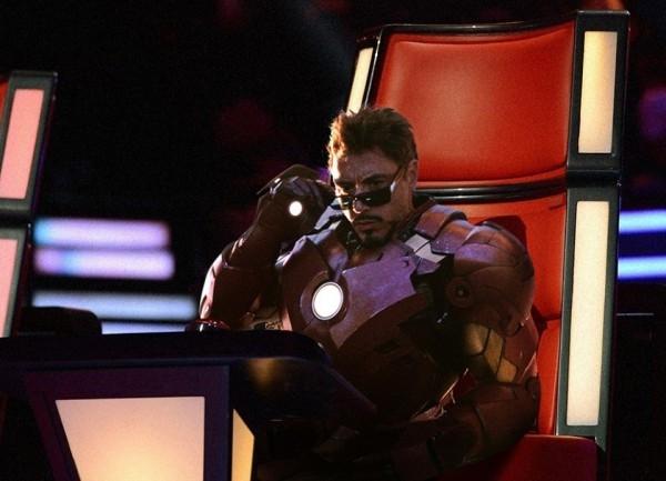 Tony Stark hẳn sẽ chỉ quan tâm tới độ đẹp, độ lạ và độ phong cách của thí sinh mà thôi.