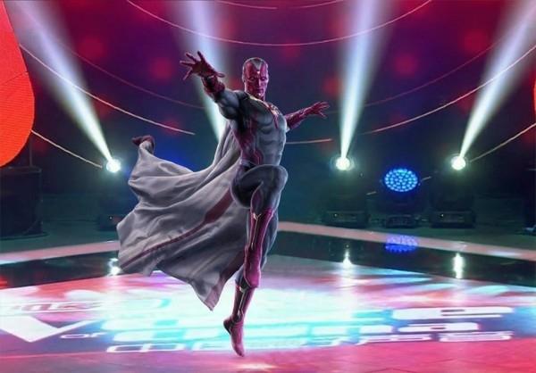 Vision ngây thơ không tìm hiểu kỹ nên đã nhào vô chương trình thi hát để thi... múa.