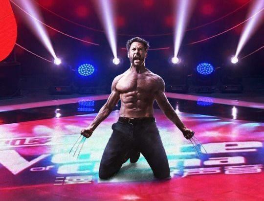Wolverine quyết định dự thi bằng màn biểu diễn hình thể kết hợp với khoe bộ... nail mới đi làm về.