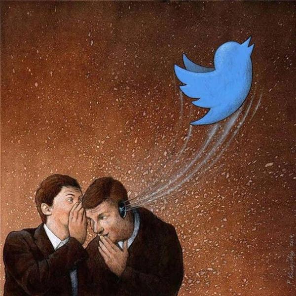 Mạng xã hội thật ra chỉ là nơi buôn dưa lê, bán dưa chuột, ấy thế mà cũng có những kẻ sẵn sàng tin vào bất cứ thứ gì được nói ra trên đó.