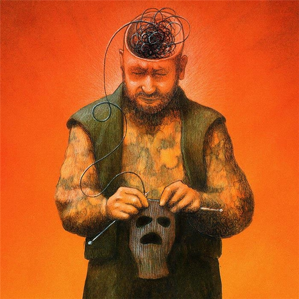 Có những người sử dụng trí tuệ để làm những việc có ích cho đời thì cũng có những kẻ sử dụng trí tuệ để làm việc ác.
