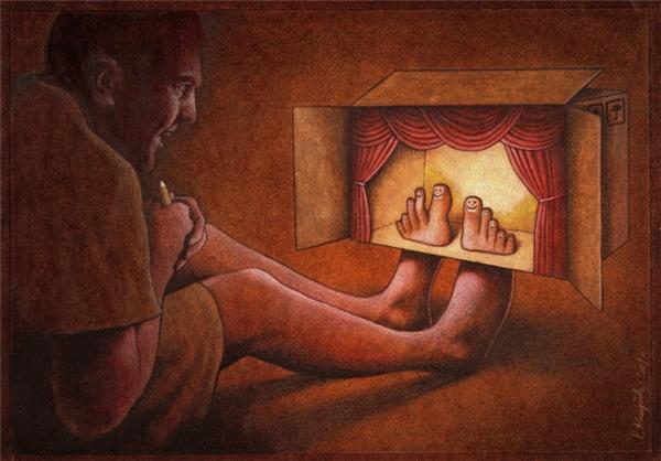Không phải lúc nào nghèo cũng đi đôi với khổ, miễn là bạn biết tự tạo ra niềm vui cho bản thân mình.