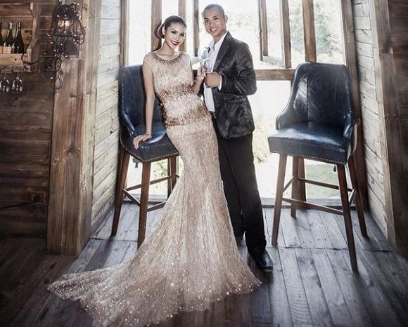 Thiệp cưới và ảnh cưới của Chí Anh bị rò rỉ trên mạng xã hội. - Tin sao Viet - Tin tuc sao Viet - Scandal sao Viet - Tin tuc cua Sao - Tin cua Sao
