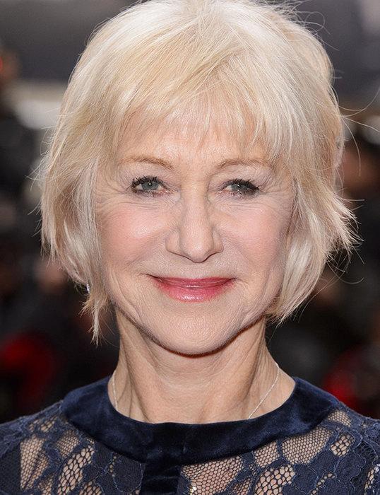 Tuổi tác không phải là trở ngại đối với Helen, bà vẫn đạt 89,93% so với tỉ lệ vàng của khuôn mặt