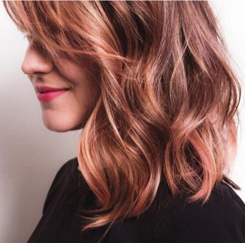 Tuy không phải là một màu tóc mới mẻ nhưng vẫn được nhiều người lựa chọn