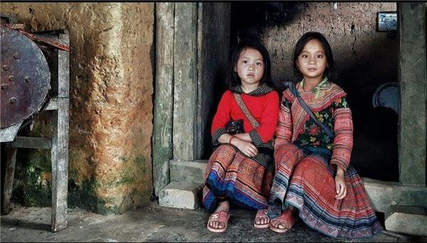 6. Em bé vùng cao - Lê Bảo Khang