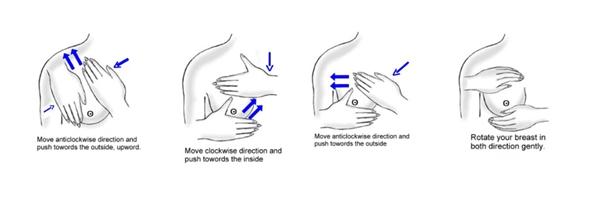 Hãy thửtham khảo một số bài mát-xa ngực dưới đây.Đảm bảo kiên trì và tập đúng cách, bạn sẽ ngạc nhiên về hiệu quả mang lại.