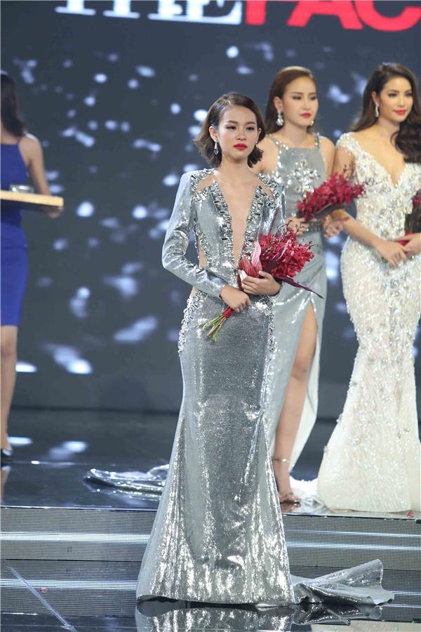 Quán quân The Face Vietnam 2016 Phí Phương Anh