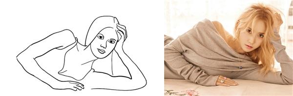 4. Một kiểu tạo dáng giúp cho bạn thể hiện hết vẻ đẹp quyến rũ của bản thân