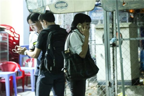 Minh Thuận bày tỏ yêu mến Phương Thanh dù đang bệnh nặng - Tin sao Viet - Tin tuc sao Viet - Scandal sao Viet - Tin tuc cua Sao - Tin cua Sao