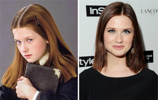 Em gái của Ron - bạn gái của Harry từng khiến người xem rung cảm bởi vẻ đẹp ngây thơ trong sáng hiện tại đãquyết định lui về hậu trường với công việc chuyên môncủa một đạo diễn.