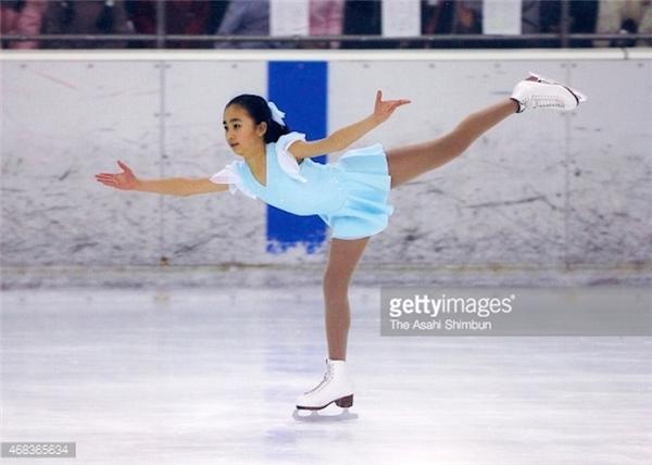 Năm 2007 công chúađã tham gia cuộc thi trượt băng mùa xuân do Liên đoàn Trượt băng nghệ thuật Nhật Bản tổ chức và đứng đầu bảng Shinjuku.