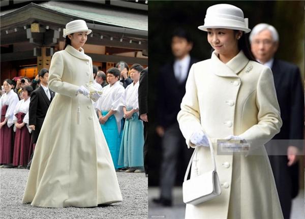 Từ công chúa luôn toát ra nét cao sang, lịch thiệp nhưng không kém phần thân thiện.