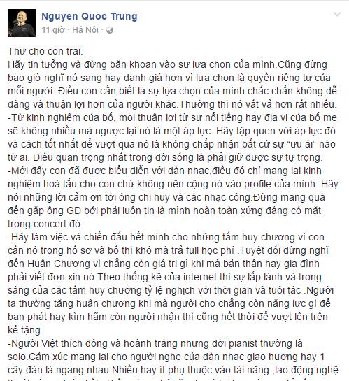 Bức tâm thư của nghệ sĩQuốc Trungkhiến cộng đồng mạng dậy sóng - Tin sao Viet - Tin tuc sao Viet - Scandal sao Viet - Tin tuc cua Sao - Tin cua Sao