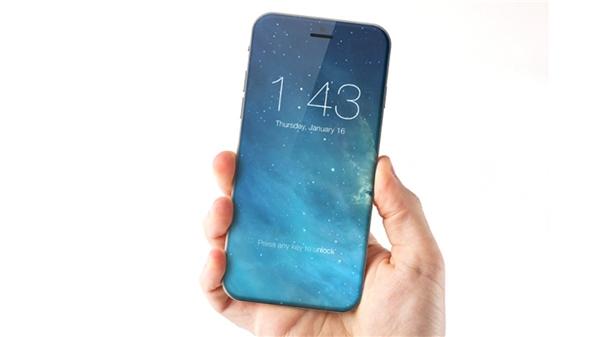 """NútHome đã bị """"khai tử"""" trên chiếc điện thoại iPhone 7. (Ảnh: Minh họa)"""