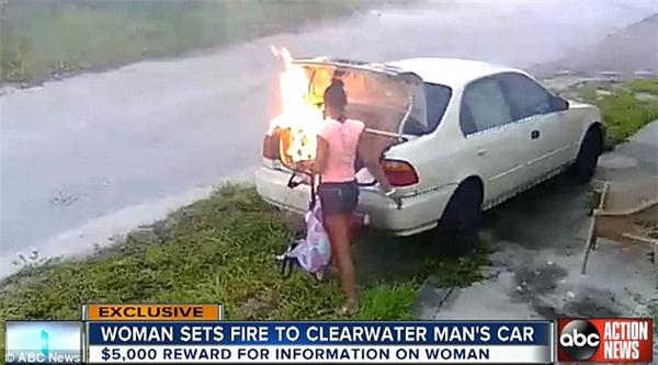 Cô gái số nhọ nhất năm: đốt xe người yêu cũ trả thù và cái kết khó đỡ