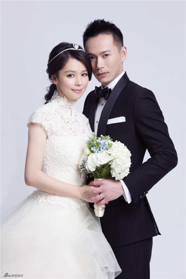 Từ Nhược Tuyên và chồng Lý Vân Phong