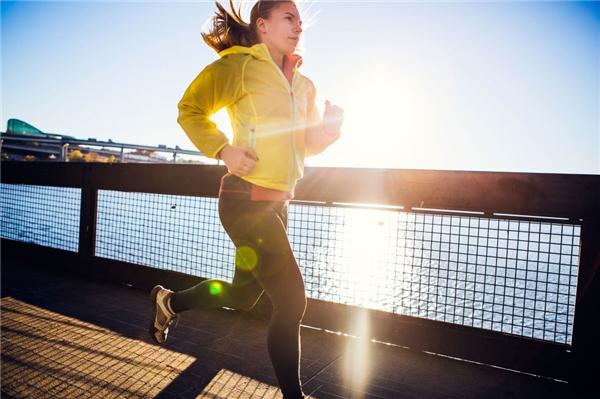 #6 Chạy. Theo như quy định và nội quy của công viên thì người tham quan không được chạy, trừ các cuộc thi marathon, tất nhiên rồi.(Ảnh: Internet)