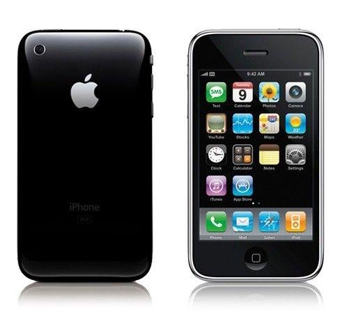 Nguyên mẫu iPhone 3G của Apple. (Ảnh: internet)