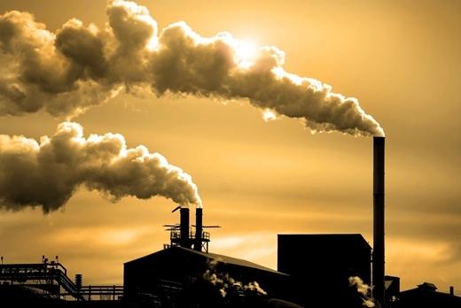 Không khí bị ô nhiễm cũng sẽ dẫn đến ung thư phổi.