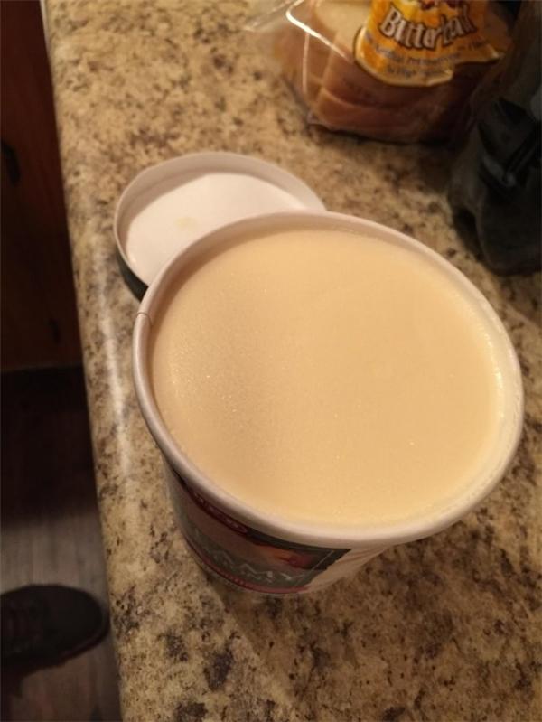 Liệu bạn có muốn lấy thìa xúc một miếng kem khi thấy vẻ đẹp hoàn hảo này không cơ chứ.