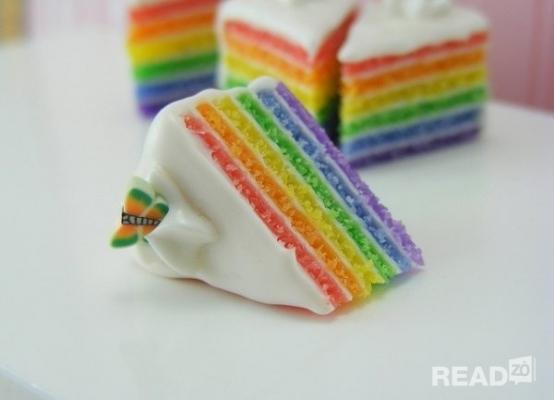 Đem chiếc bánh này ra dụ các bé nhỏlà hữu hiệu nhất.