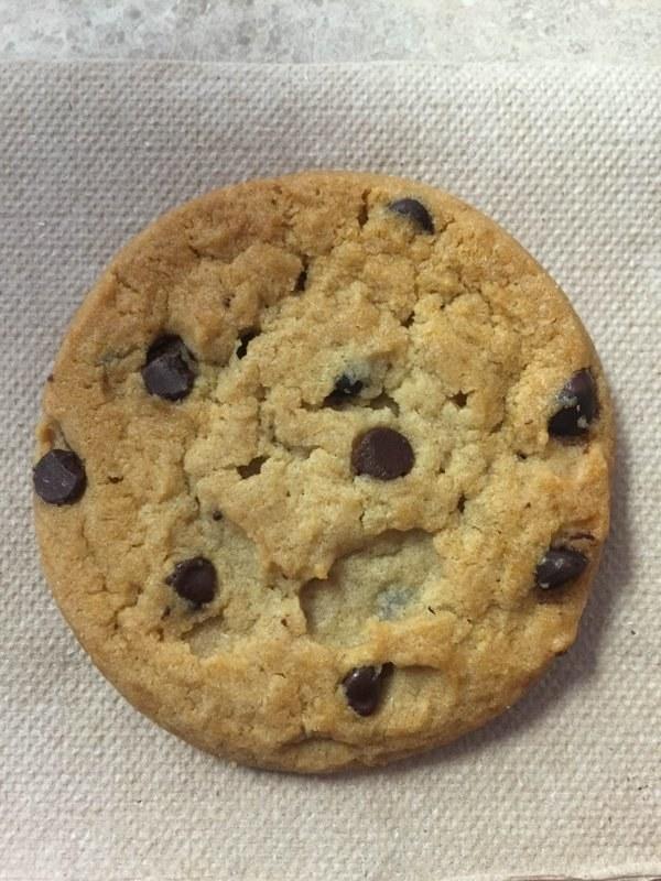 Không phải chiếc cookie nào cũng tròn vành vạnh như thế này đâu.