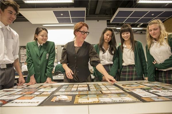 New Zealand nằm trong top 4 quốc gia có tiêu chuẩn giáo viên chuyên nghiệp nhất trên thế giới (Theo OECD).