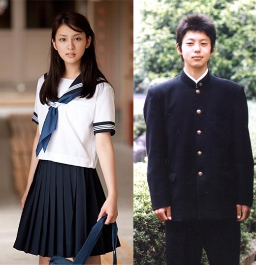 Đồng phục giúp cho học sinh Nhật hòa đồng hơn và xóa bỏ mọi rào cản xã hội.