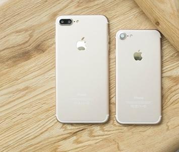Hình ảnh rò rỉ trước đó về iPhone 7/7 Plus. (Ảnh: internet)