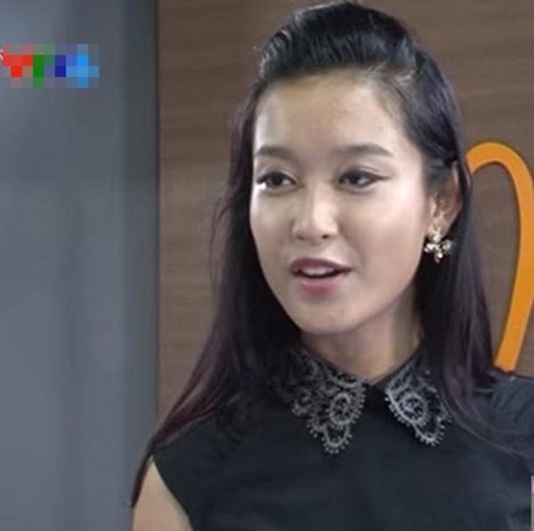 Diễn xuất của Huyền My trong một tập của bộ phim sitcom này cũng không được  đánh giá cao.