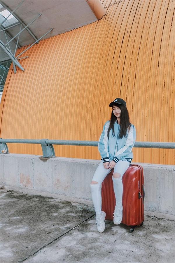 Quỳnh Anhkhẳng định được sự đa dạng trong mọi gu thời trang.(Ảnh: Internet)