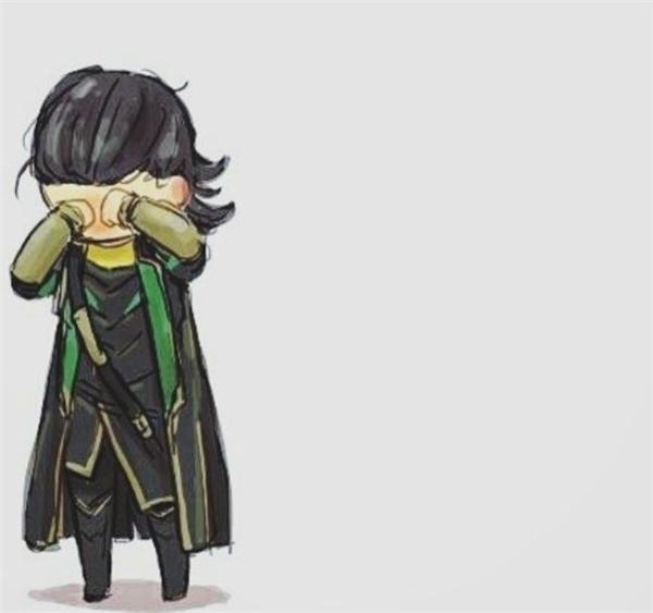 Đừng buồn Loki. Mọi chuyện đã qua rồi.