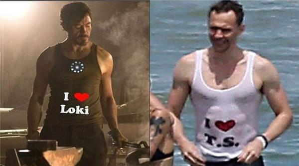 Sự thật là Loki chỉ yêu Tony Stark thôi nhé.