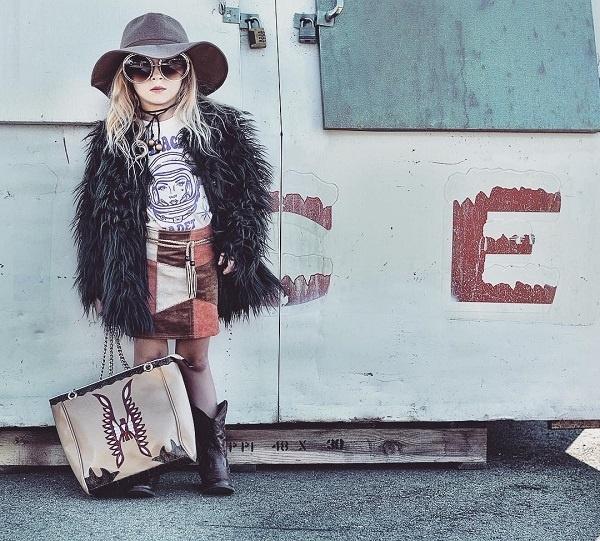 Điểm mặt những fashionista nhí chất nhất quả đất