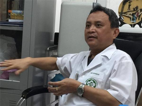 PGS.TS Đỗ Quốc Hùng – nguyên Trưởng phòng C7 viện Tim Mạch, bệnh viện Bạch Mai đã vượt qua ung thư phổi giai đoạn cuối một cách thần kỳ.