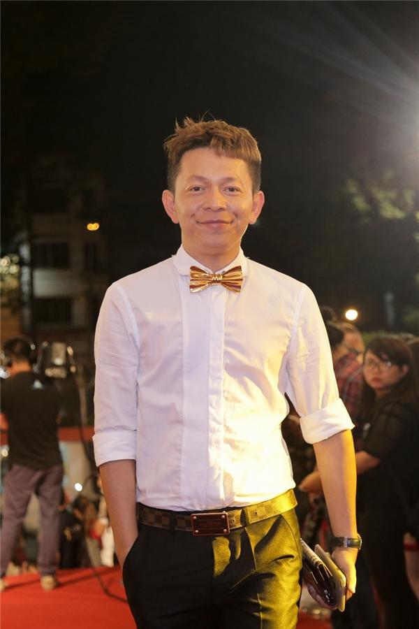 Ca sĩ Tuấn Tú.
