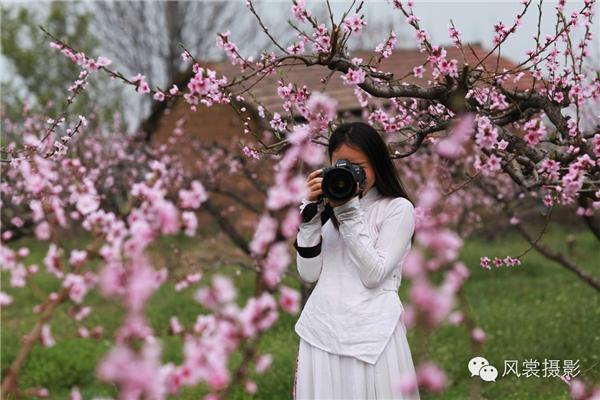 Nơi chốn thế ngoại đào nguyên này chính là địa điểm lí tưởng để Tương Tử thỏa thích với sở thích chụp ảnh của mình.