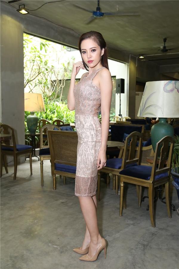 My Lê là thành viên đầu tiên trong đội Lan Khuê phải ra về tại The Face Vietnam 2016.