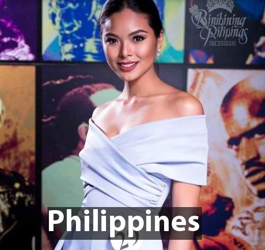 Hoa hậu Hoàn Vũ Philippines 2016 - Maxine Medina