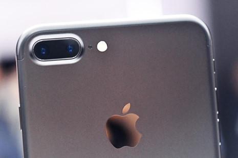 Camera kép chỉ có trên iPhone 7 Plus. (Ảnh: internet)