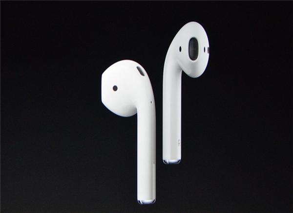 Mẫu tai nghe Airpod không dây của Apple. (Ảnh: internet)
