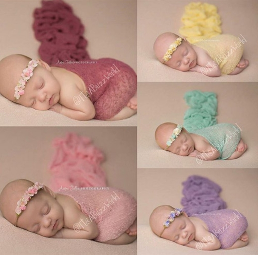 Mê mệt ngắm ca sinh 5 bé gái đẹp như thiên thần