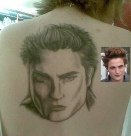 "Edward Cullen phiên bản ""béo ị""."