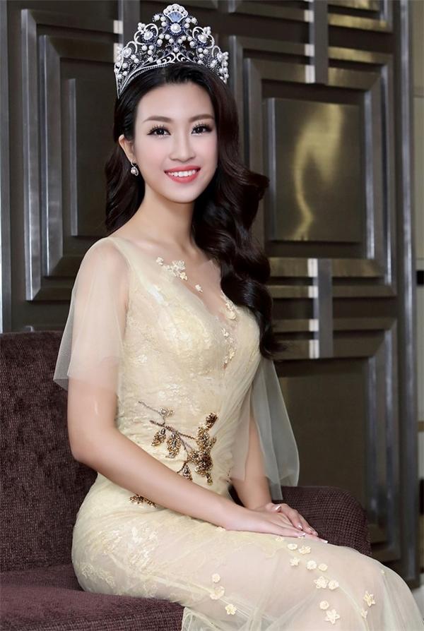 Song song với việc học, Đỗ Mỹ Linh sẽ cùng 2 Á hậu tích cực tham gia vào các hoạt động thiện nguyện, dự án vì cộng đồng để xứng đáng với ngôi vị mới.